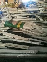 长期回收塑钢毛料