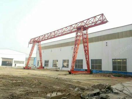 求购20吨葫芦龙门,包厢花架都可以,要求双悬臂,内跨15-16米