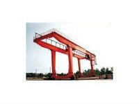 High Price Buying Tianjin Demolition Used Double-beam Crane, Used Single-beam Crane, Used CraneCash