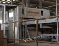 出售平压纯进口中高密度纤维板生产线