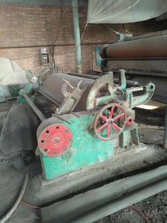出售现货供应二手2400多缸园网生产线(纱管纸)