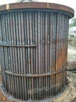 常年回收各种无缝钢管、钢板