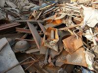 出售大量废钢、废铁、废铜、废铝