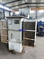 出售二手S11-2000KVA铜芯优乐国际官方网站