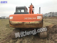 出售吉车出售:2011年日立120-6,挖掘机