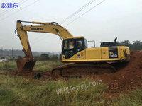 出售2011年小松360挖掘机