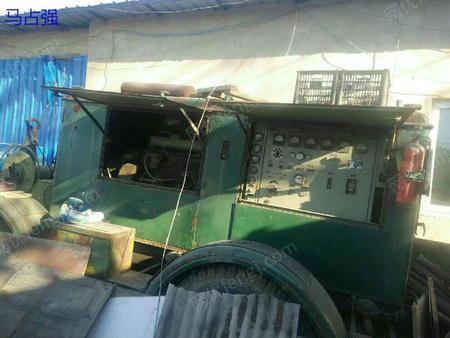 出售2台军工用品,上柴股份,行程150,发电控制箱