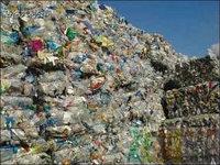 大量回收工程废塑料