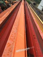 出售单梁4台10吨16.5m~19.5m