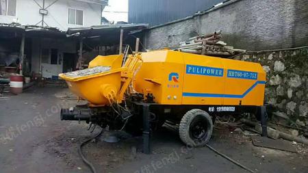 混凝土输送泵出租