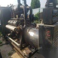 郑州发电机转让(三台100-500KW)