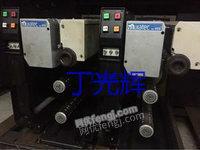 化纤厂低价处理纺氨纶丝卷绕装置全套两条线84个位