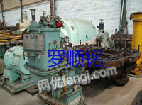 低价出售B6-35-13青岛汽轮机配东风6000KW发电机