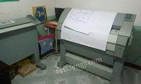 出售二手奥硒400工程打印复印一体机