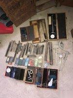 数控刀具量具工具箱低价出售