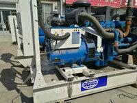 出售二手发电机、康明斯、珀金斯、沃尔沃等原装进口发电机组100kw-2000kw