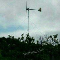 风力发电机一套出售