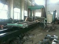 出售龙门刨型号B2012A1.25*4米济南二机床