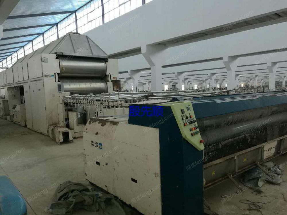 德国祖克浆纱机_出售二手浆纱机 共德国祖克浆纱机,we10pc一320,2004年产