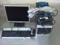 采购天津笔记本台式电脑公司电脑主机显示器