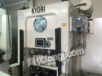 出售纯日本进口京利20吨高速冲PSV-2现货一台