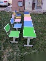 出售闲置学习桌加厚型课桌椅可升降课桌椅长期