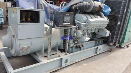 1000KW三菱重工柴油发电机组租售