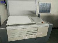 出售08年海德堡四开五色XL75-5F印刷机
