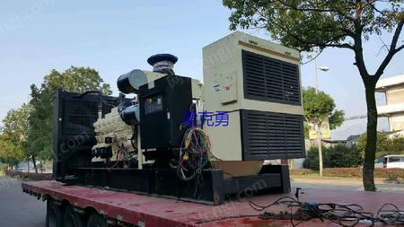 出售二手2000KVA柴油发电机组