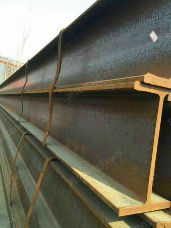 出售12米H型钢,现货60吨
