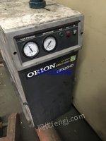 市场现货好利旺冷冻式干燥机31立方处理