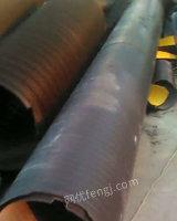 求购工业废塑料废旧钢架塑料波纹管.夹钢丝塑料管