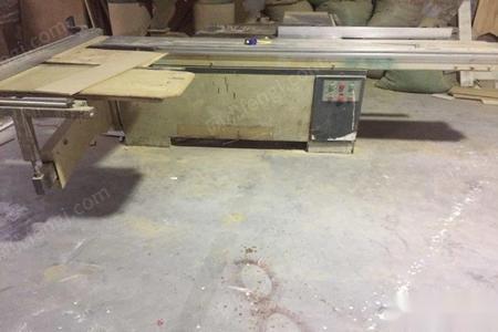 木工裁板锯、推台锯、锯板机、开料机转让