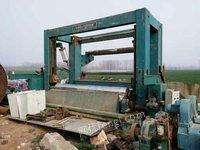 出售1575框架复卷机,压滤机等造纸设备