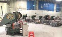 处理整厂设备一批冲床12台剪板机等