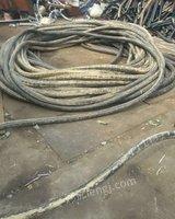 回收电缆线