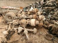求购大量废钢汽车拆解下来的废钢