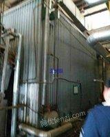 出售35T燃气(油)蒸汽锅炉一套