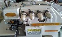 供應二手4線工業拷邊機 1臺配節能電機可以調速