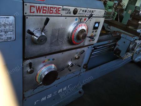 出售CW6163E车床