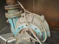 处置积压渣浆泵