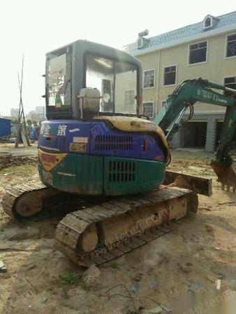 二手挖掘机回收