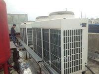 北京中央空调高价回收