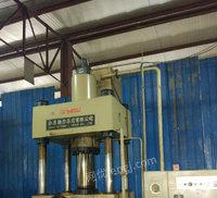 供应5台扬力油压机200t(四台)/315t(一台) 安徽合肥二手液压机价格