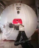 售江苏润利锅炉厂15年产的2300Kw有机热载体锅炉200万大卡天然气一台