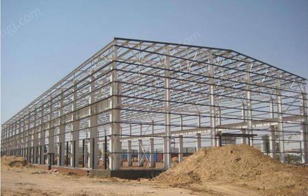 高价收购钢结构厂房