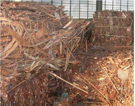 回收废铜废铝废铁等有色金属