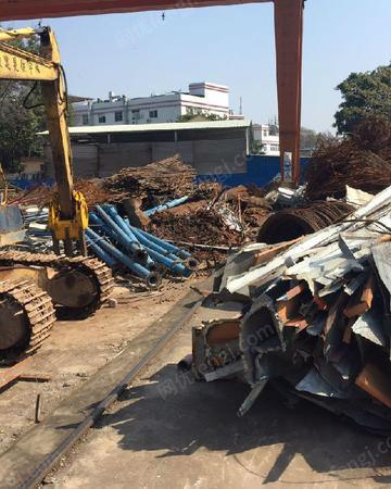 长期回收大量废钢重废中废