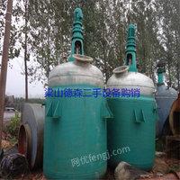 长期出售各种型号规格不锈钢反应釜