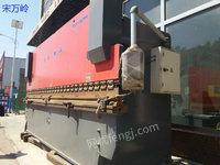 出售6米折弯机剪板机配套设备